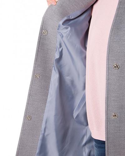 Пальто MR 220 2199 0216 Gray