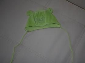 Велюровая шапочка bebe-mar