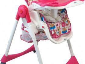 Новый стульчик Baby Mix! (для девочки)