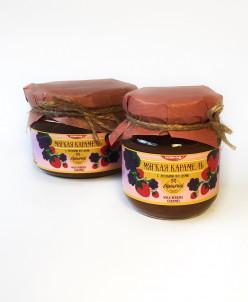 Мягкая карамель Клубника+ежевика 250г  Wild berries