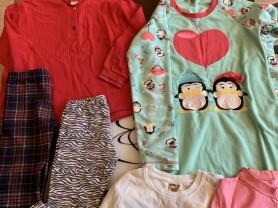 Домашняя одежда на 7-9 лет