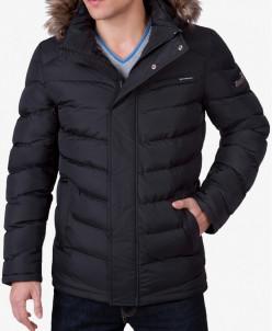 Куртки тёплые мужские