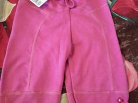 Новые хлопковые штанишки joha 60см, 400руб