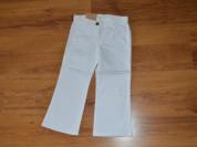 Белые джинсы crazy 8 (CША) на 3-4 г.