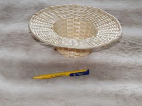 Корзинка шляпкой для творчества