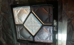 Dior тени 5 цветные 277
