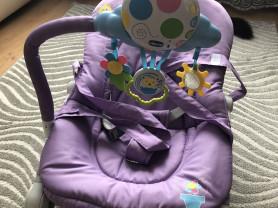 Шезлонг Chicco balloon baby