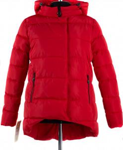 05-0689 Куртка зимняя (Синтепон 300) Плащевка Красный