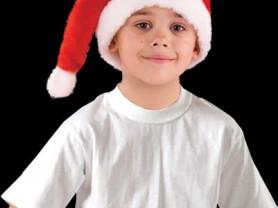 Колпак новогодний красный продам детский