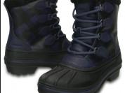 Новые зимние ботинки Crocs, оригинал, до -25°С