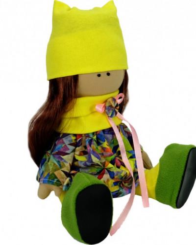 "Набор для шитья куклы ""Анечка"", арт.3002"