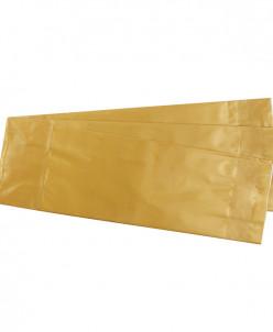 Пакет для чая 250 грамм, золото