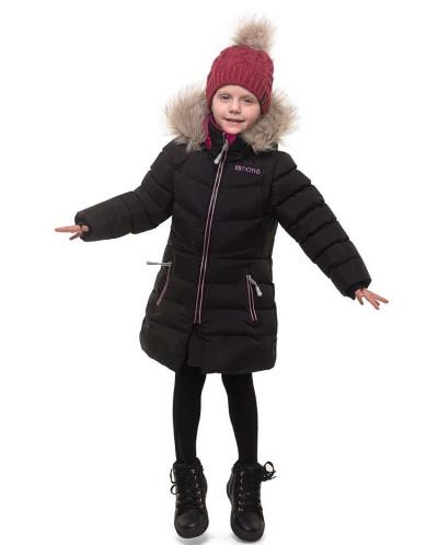 Пальто для девочки Nano зима 19-20 предзаказ!