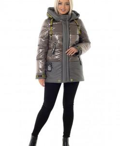 Куртка женская зимняя OFF WHITE 2420  от Vicco