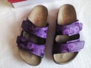 Шлепки сандалии Superfit 27 -17 см Биркенштоки