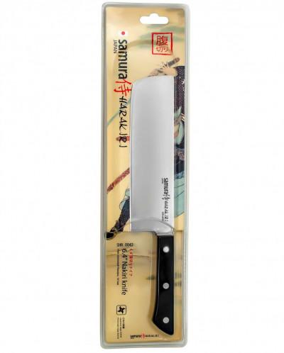 """Нож кухонный """"Samura HARAKIRI"""" накири 170 мм, сталь"""