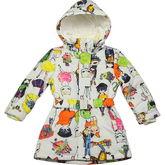 Стильное весеннее пальто KIKO для девочки ПОДИУМ