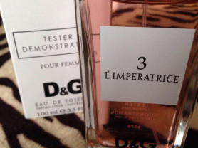 D&G L'IMPERATRICE 3