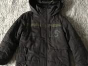 Куртка тёплая 116 размер