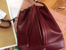 Модная сумка кожа