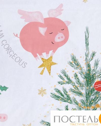 Постельное бельё «Этель» Sweety pig, 1,5-сп.