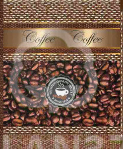 """Набор вафельных полотенец """"Аромат кофе"""" 45х60см (3шт)"""