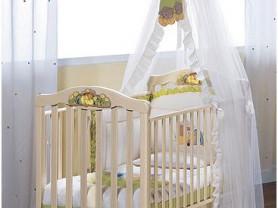 Детская кроватка и матрас Erbesi Hippy