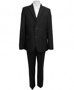Школьный костюм-тройка для мальчика UNIK KIDS, черный