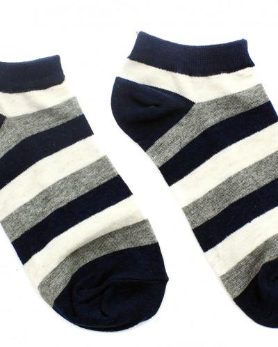 """Короткие носки """"Double solid"""""""
