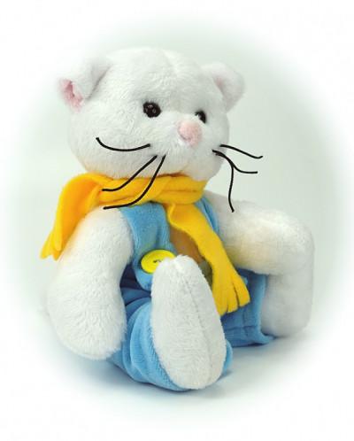 """Набор для шитья игрушки """"Снежок в штанах и шарфе"""", арт.4105"""