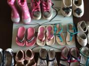 Обувь для девочки 26-32 размера.