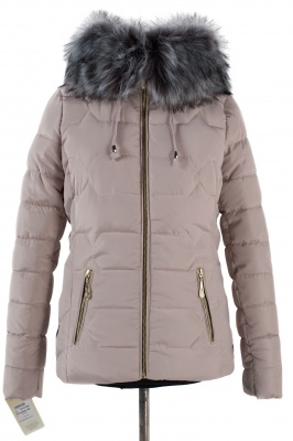 05-0795 Куртка зимняя (Синтепух 400) Плащевка Бежевый
