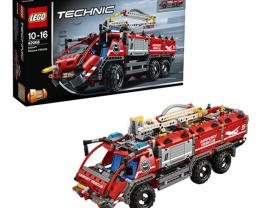 lego Technic 42068 (лего техник) пожарная машина