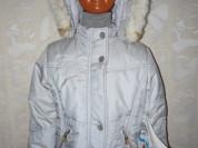 Куртка LUHTA для девочки р 104, 110,116,164 разные