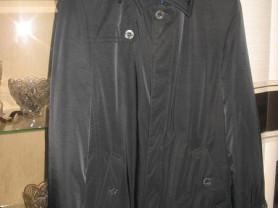 Новая мужская демисезонная удлиненная куртка 50-52