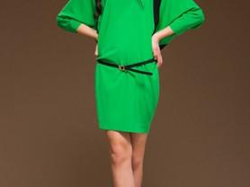 Платье Favorini размер 46 красное новое