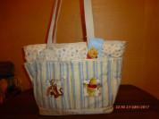 сумка DISNEY diaper tote+diaper mat+resid.bag, нов