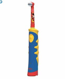 Электрическая зубная щетка Oral-B Kids' Power Mickey D10 (с