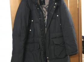 куртка парка мужская xl (50-52)