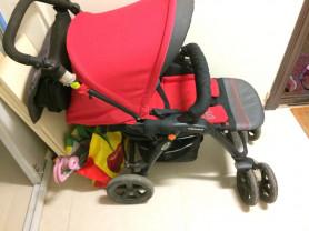 Продам прогулочную коляску Jane Nomad