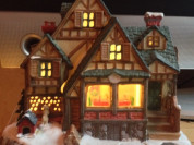 Новогодний домик Lemax