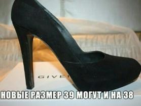 Туфли новые Givenchy Италия размер 39 чёрные замша на платформе каблук 11.5 см обувь бренд