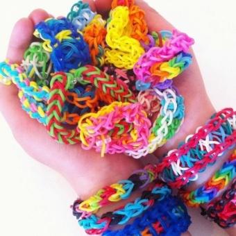 Набор для плетения Loom Bands Hello Kitty