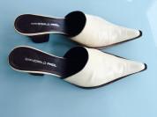 Шикарные туфли Giancarlo Paoli (Италия) р.37,5 Ори