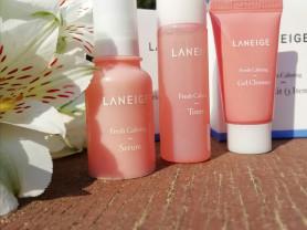 Набор для чувствительной кожи LANEIGE Fresh Calmin