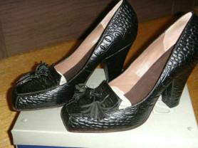Кожаные туфли Megapolis р. 39 Германия