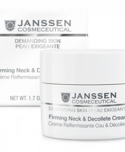 Укрепляющий крем для кожи лица, шеи и декольте