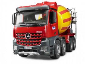 Bruder Бетономешалка Mercedes-Benz BR003654