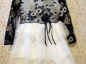 Новое праздничное платье AnnaS 104 110 16 122 128