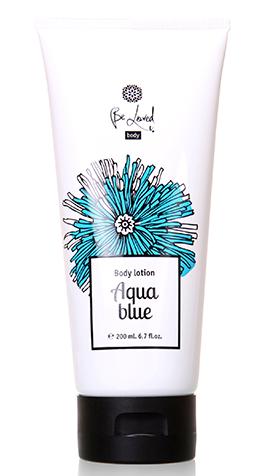 Молочко для тела Aqua blue